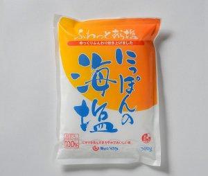画像1: にっぽんの海塩 (500g)
